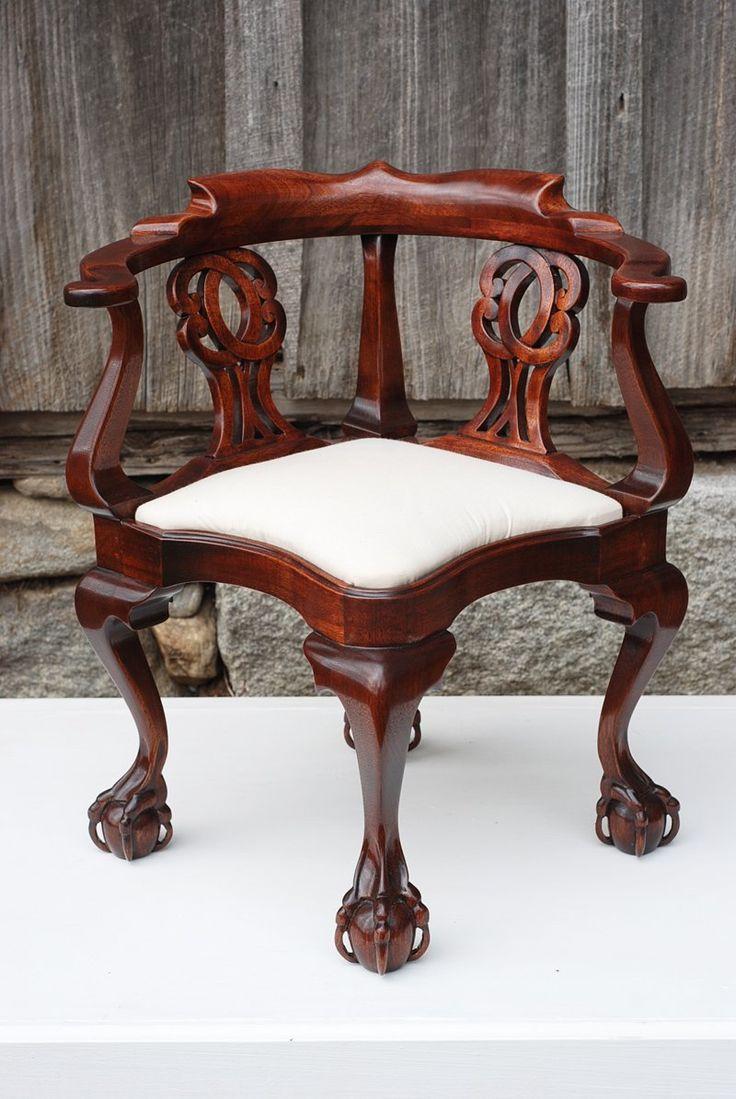 Antique corner chairs - Child S Corner Chair