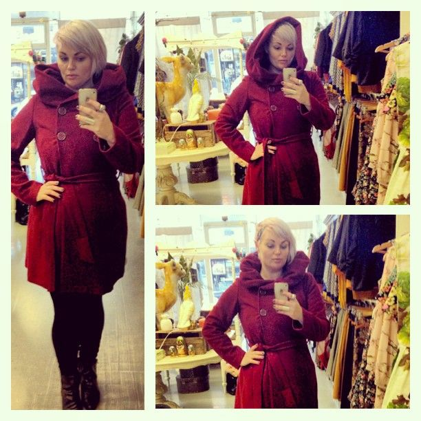 New blog post! My love affair with the little red ridinghood coat!  Read all about it here: http://www.brunswickstfashionista.com/#!style-blog/c1cpb
