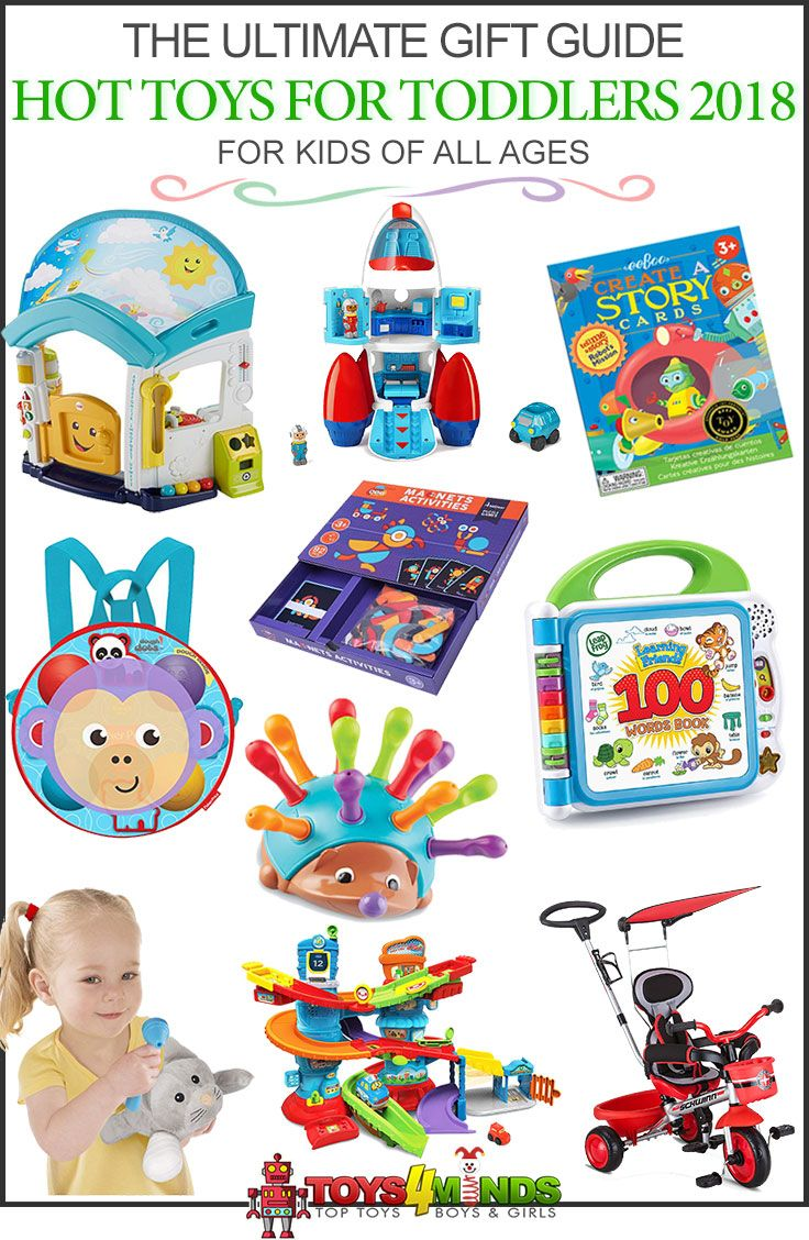 Best Toys For Christmas 2019.Best Toys For Toddlers 2018 Are You Looking For The Top 10