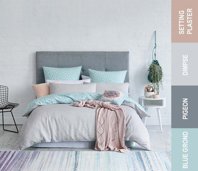 Фото из статьи: Самые красивые, яркие и правильные спальни: 30 идей и море советов