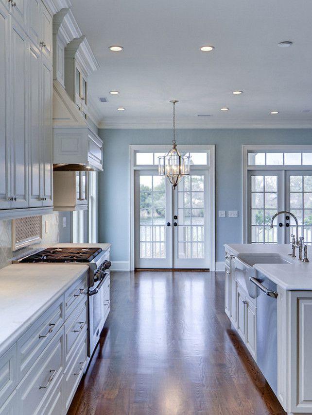 Light Blue Paint Colors For Kitchen Novocom Top