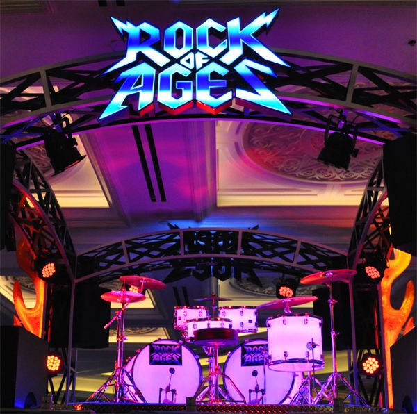 Diy Led Uplighting Rental Atlanta: The 110 Best Images About Rock Of Ages Party On Pinterest