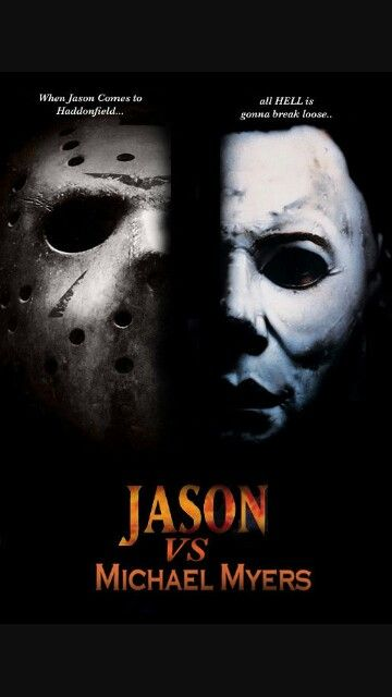 Jason VS Michael Myers 2017