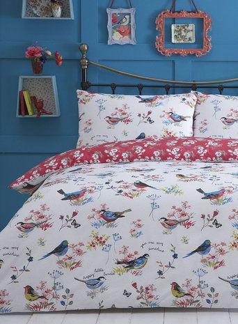 Columbia Birdy Bedding @ BHS