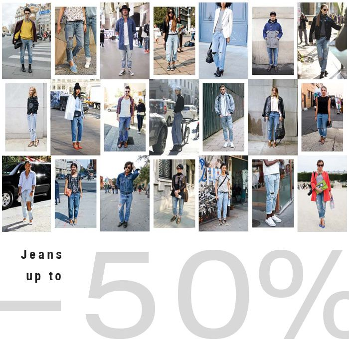 #jeans - #50% #denim #women #men #sale #online #onlinestore #fashion #streetfashion