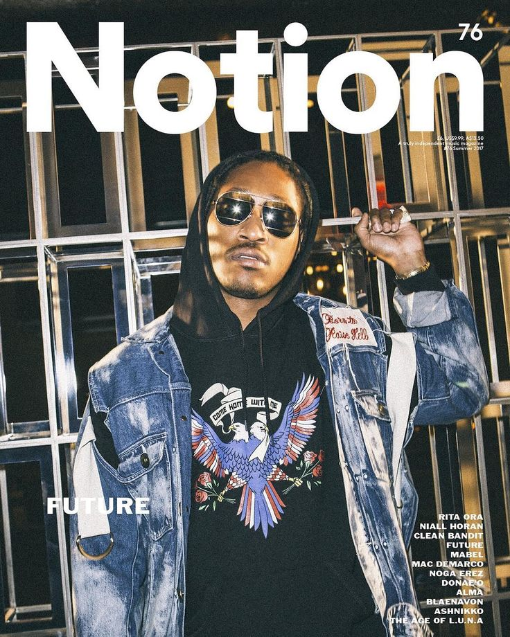 Future covers Notion 76