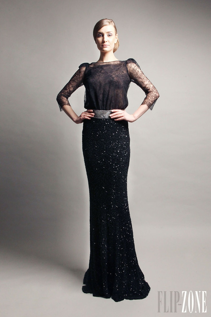 Gemy Maalouf - Ready-to-Wear - Fall-winter 2013-2014 - http://en.flip-zone.com/fashion/ready-to-wear/independant-designers/gemy-maalouf