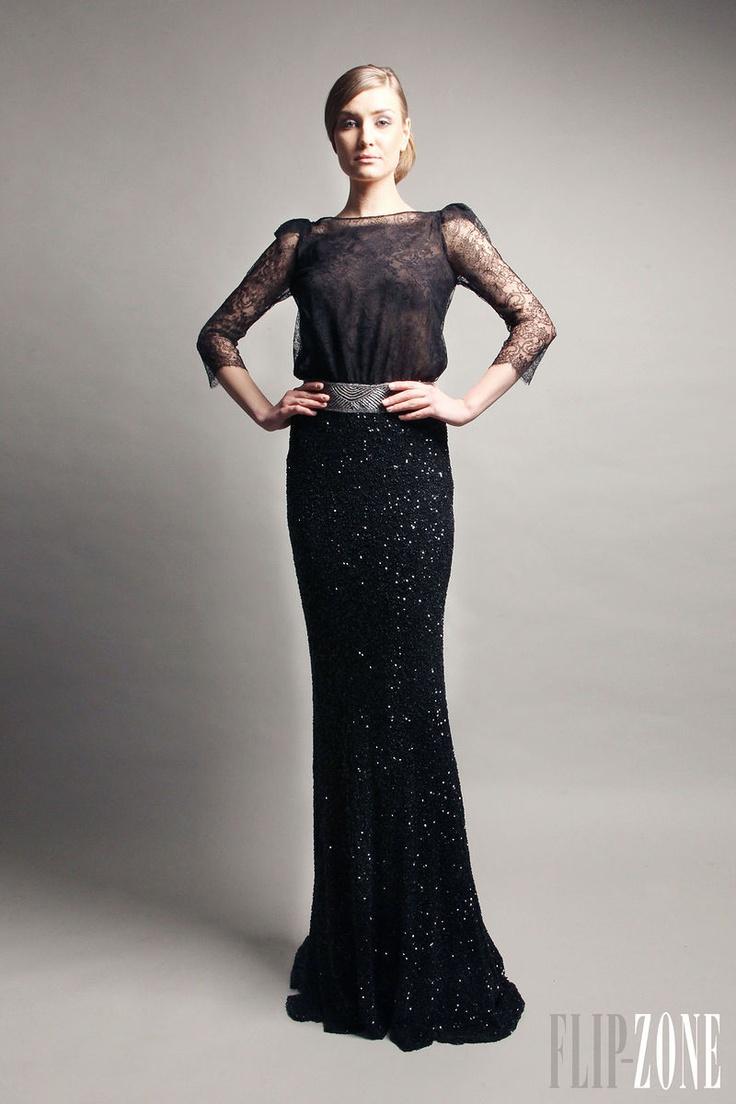 Gemy Maalouf - Ready-to-Wear - Fall-winter 2013-2014 - http://en.flip-zone.com/fashion/ready-to-wear/independant-designers/gemy-maalouf