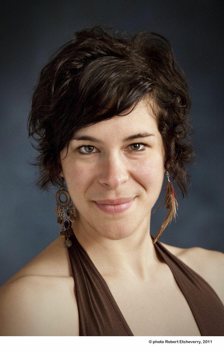 Marie-Ève Lafontaine (Photo credit: Robert Etcheverry)
