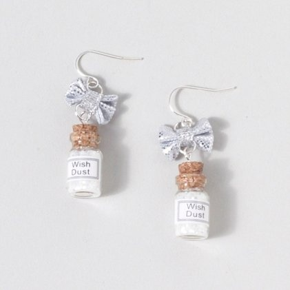 Pixie Dust Earrings | Claire's: Cats, Pixie Dust, Earrings 6 50, Dust Earrings, Cat Jewelry, Craft Ideas, Fairy Crafts