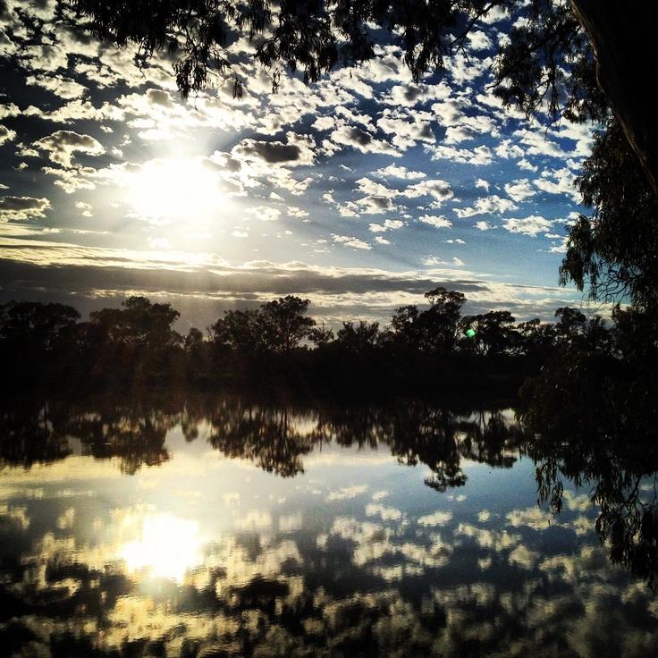 Murray River, Berri, South Australia
