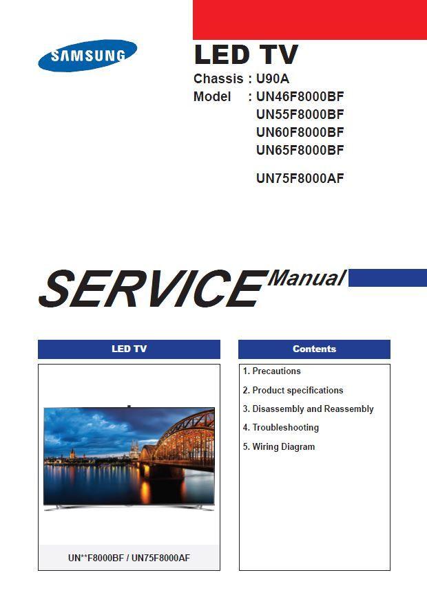 DRIVER: SAMSUNG UN60F8000BF LED TV