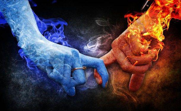 Seelenpartner - Dualseele - Zwillingsseele: Ewiger Zauber und Hindernisse...