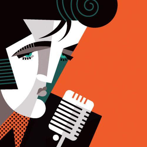 Elvis by Pablo Lobato