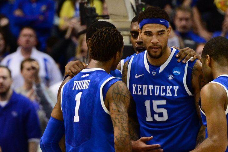 KY vs louisville basketball men