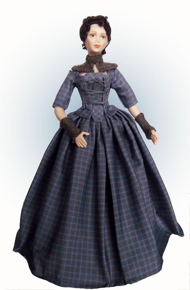 175 Best Чужестранка Outlander Dolls Images On Pinterest