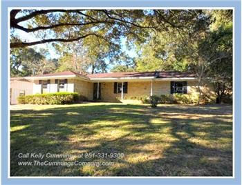 1174 Ginger Dr, Mobile, AL 36693 - Presented by Kelly Cummings & Ryan Cummings (Listed by The Cummings Company)