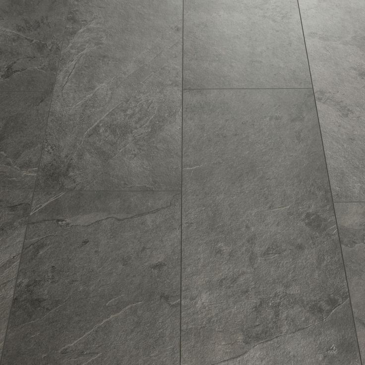 Quick-Step Livyn Tile Grey Slate Luxury Vinyl Tile More