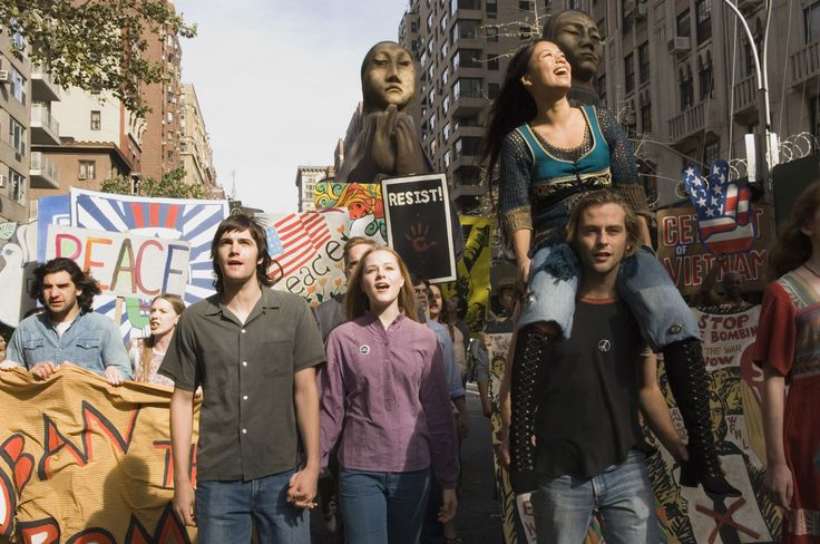 """Across The Universe"" movie still, 2007."