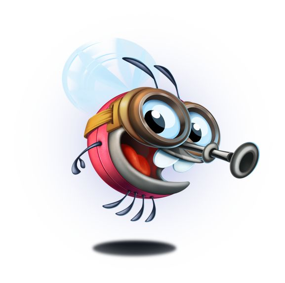 Seriously presents: Best Fiends