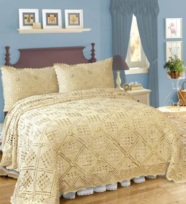 1000 images about beautiful bedspreads on pinterest for Beautiful bedspreads