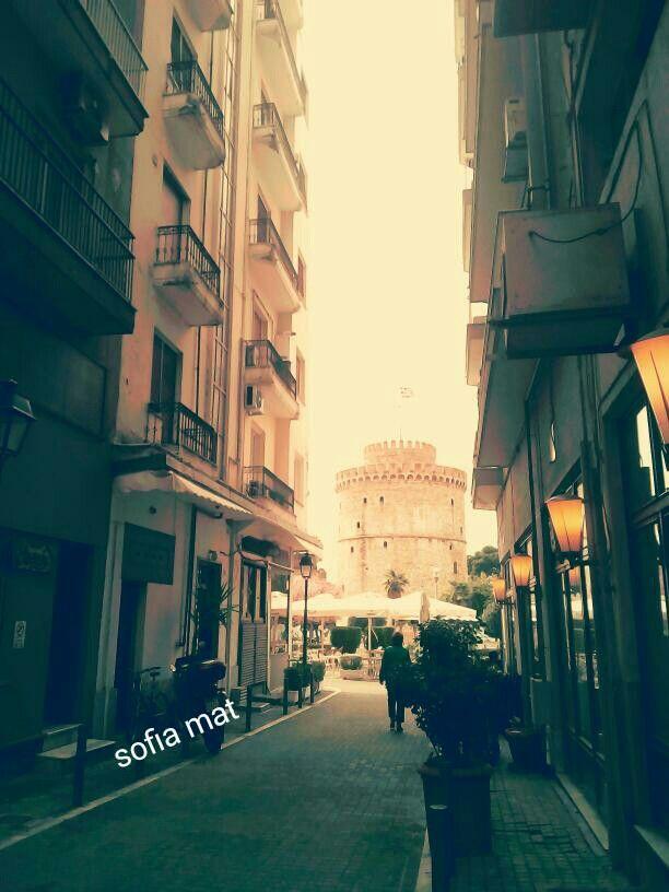 Λευκός Πύργος,Θεσσαλονίκη