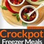 Book Blast: Crockpot Freezer Meals  35 Slow Cooker Recipes. Easy Way to Feed Your Family Quickly.