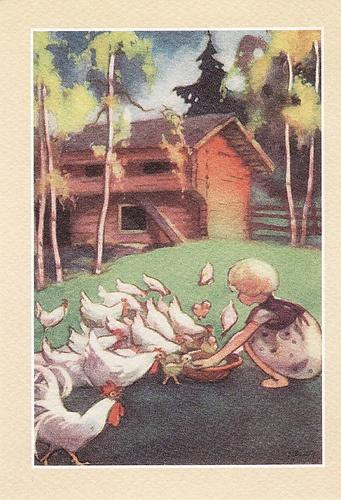 Children's book illustration RR 8.7.2008