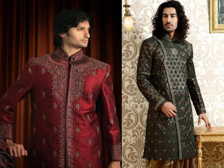 Indian Wedding Dresses For Groom –  are always marked with great pomp and show , that's why they are loved all over the world