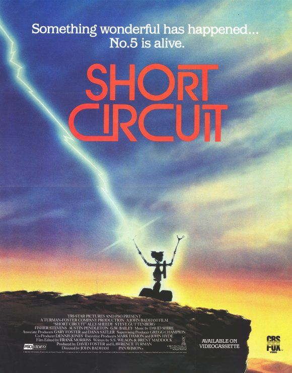 Short Circuit (1986) - Click Photo to Watch Full Movie Free Online.