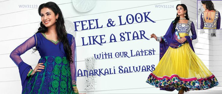 Check out the latest and trendy salwar kameez online with attractive designs. So order now a designer suits online on kalazonesilk at very affordable prices.