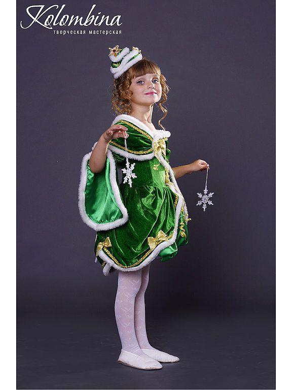 Купить карнавальный костюм ёлки - зеленый, костюм ёлки, карнавальные костюмы, маскарадные костюмы