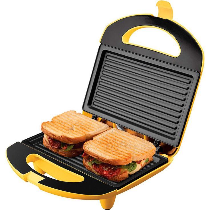 Sanduicheira Cadence MiniGrill Easy Meal - Americanas.com