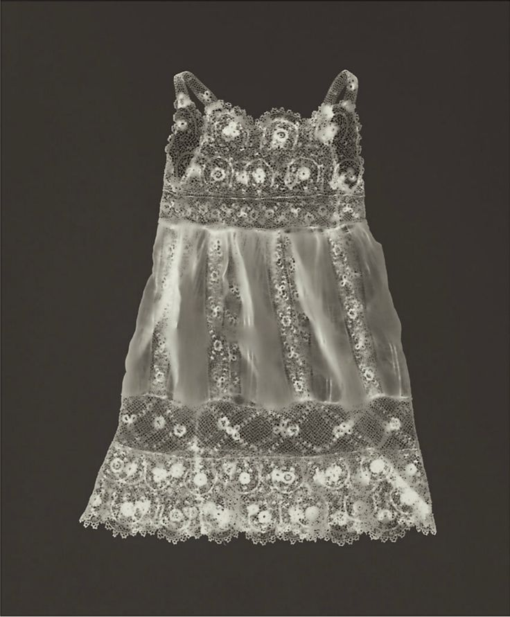 Adam Fuss: Untitled (Dress) 1997