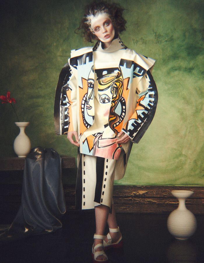 Art-inspired fashion - Women's Fashion - How To Spend It