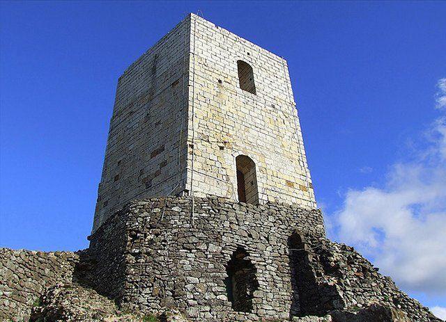 OSILO,castello Malaspina- Malaspina's castle