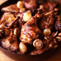 Rabbit Stew with Red Wine (Civet de Lapin) | Rabbit Stew, Stew and ...
