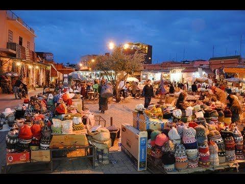 Expedição Marrocos - Jornal da Record