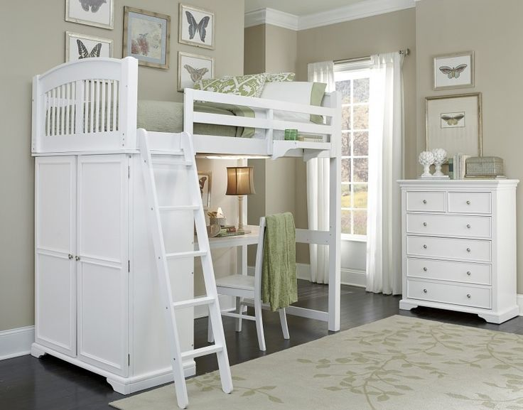 25 Best Ideas About Bunk Bed With Desk On Pinterest Bed