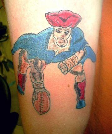Ocurrentes Y Epicos Tatuajes Feos Mal Hechos Tatuajes Para Hombres
