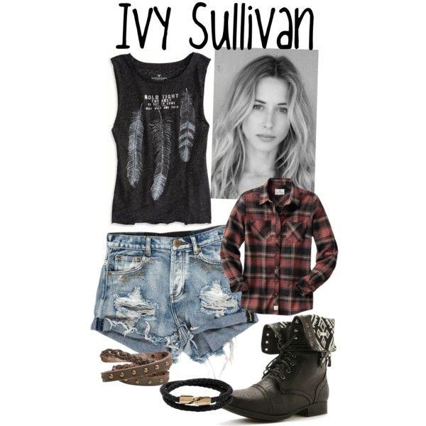 """90210: Ivy Sullivan"" by justyce-thibault on Polyvore"