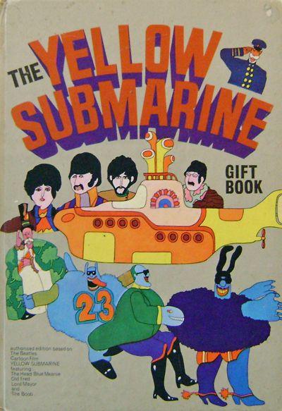 We all live in a yellow submarine, yellow submarine, yellow submarine... ¿Recuerdas la letra? Seguro que la cantas en LOVE, el espectáculo de Cirque du Soleil, The Mirage, Las Vegas.