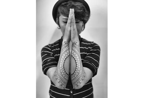 8+Cool+Forearm+Tattoos+for+Women