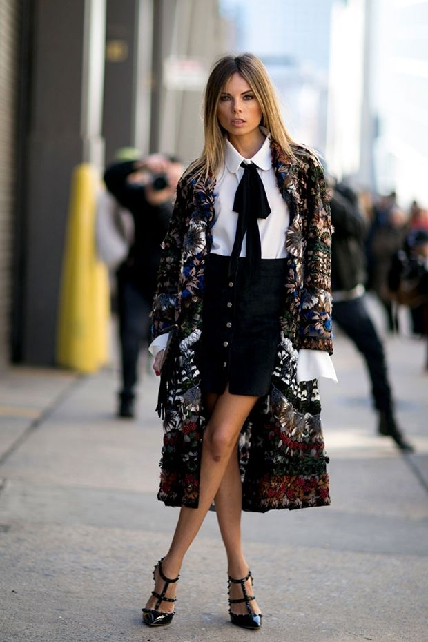 Style roundup NYFW FW16 day 8 - February 2016