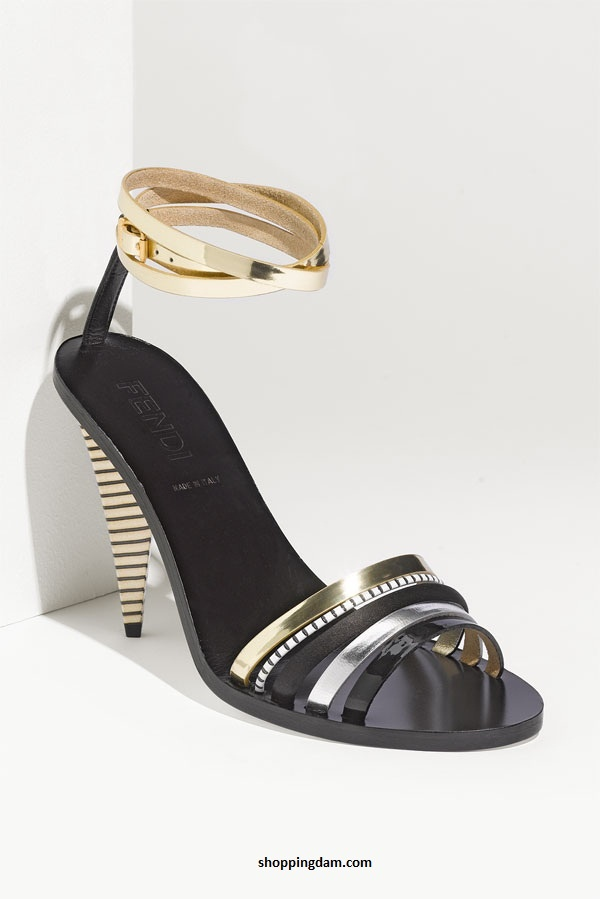 The Ankle Strap Shoes Collection for Spring 2012