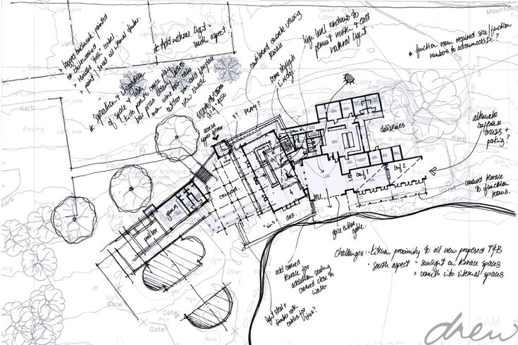 drew architects | cedar lakes clubhouse upgrade