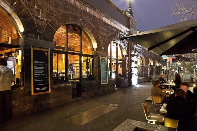 Riverland | Vaults 1 -9 Federation Wharf Melbourne