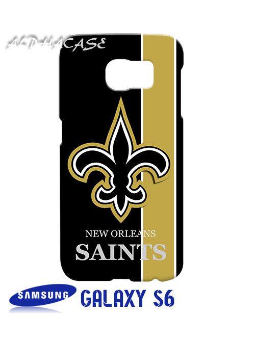 New Orleans Saints Inspired Samsung Galaxy S6 Case Hardshell
