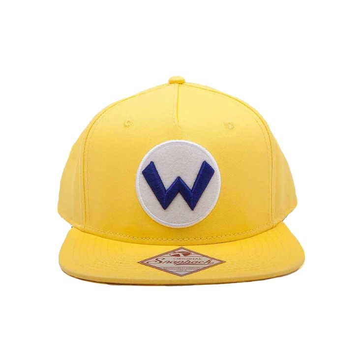 Nintendo - Yellow Wario Hat - ZiNG Pop Culture