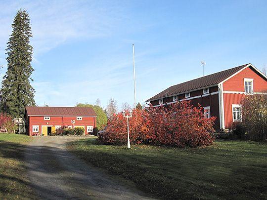 Puustellissa Evijärvi
